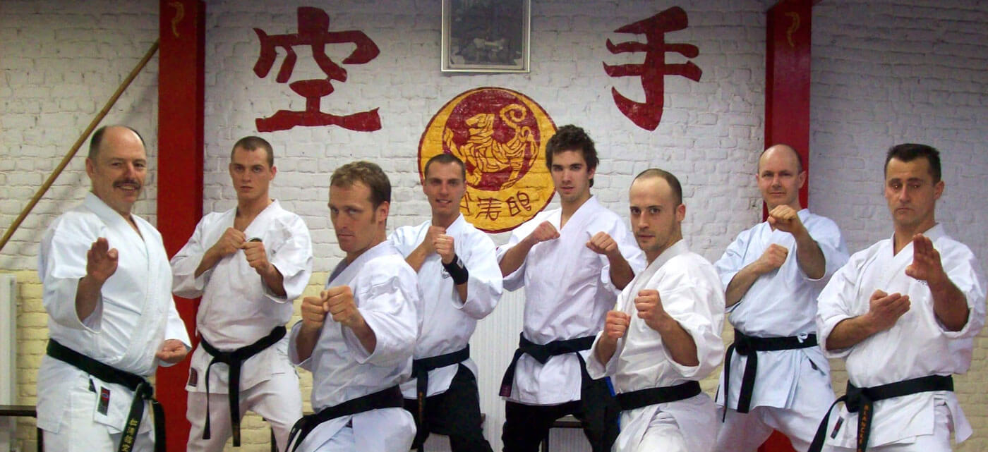 Club de karate et kick-boxing à Bruxelles