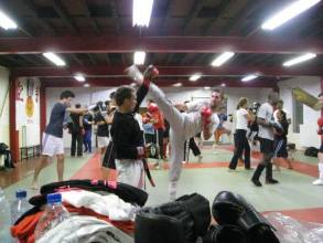 club de karate à Bruxelles