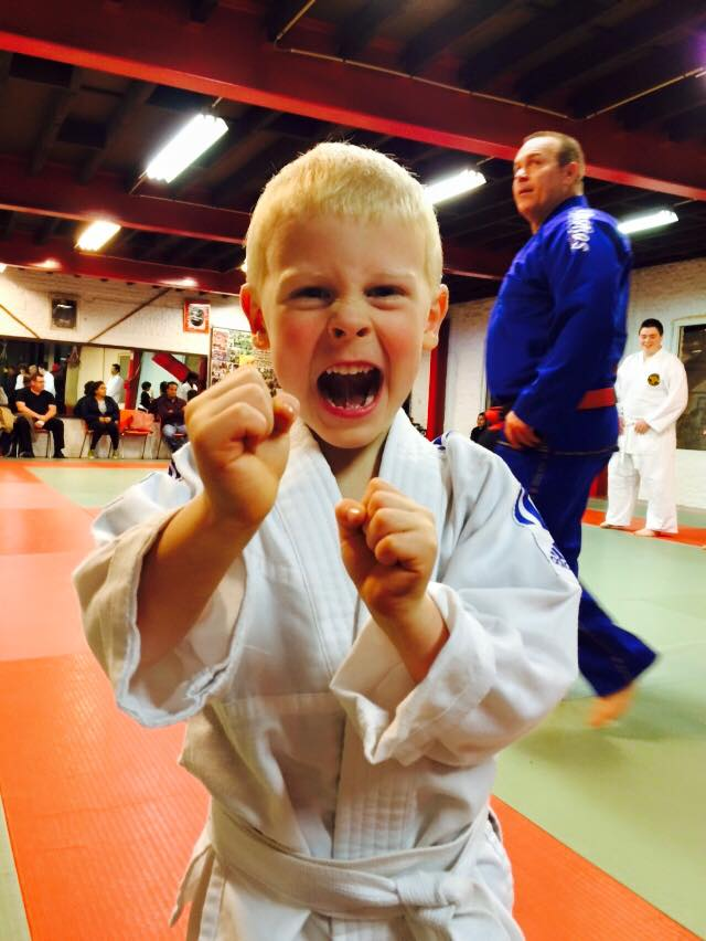 image du club de karate